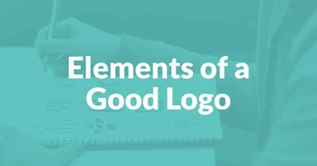 Elements of a good Logo