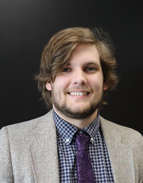 Luke Wilson, winner of Catapult's Manship Scholarship